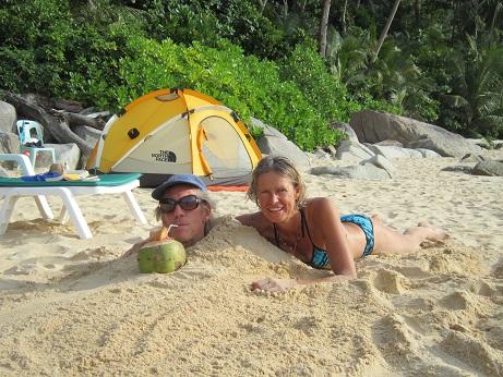 Thailand Paarreisen